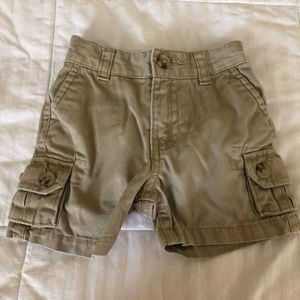 Polo by Ralph Lauren baby boy shorts 9 months old